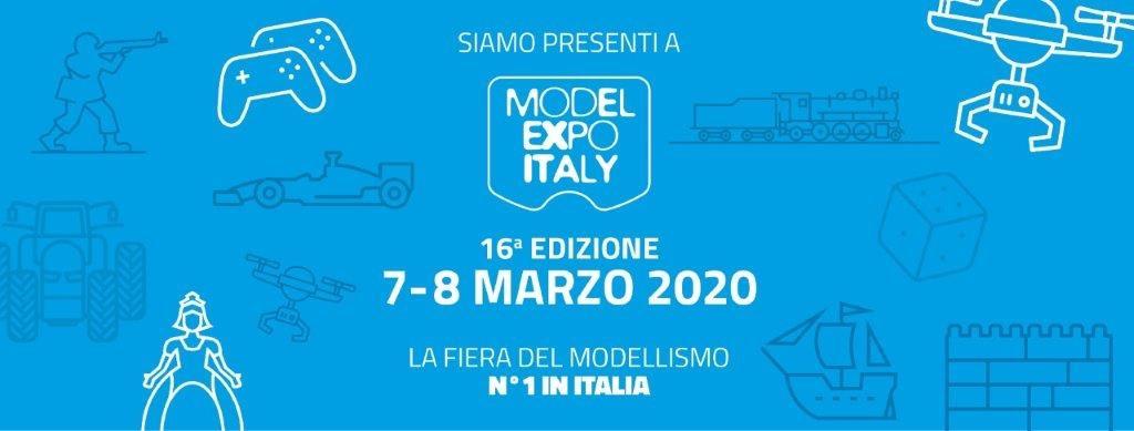 Gruppo e-656 Verona Fiere Model Expo Italy 2020